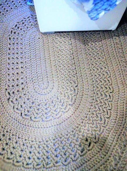 Полиэфирный шнур для вязания