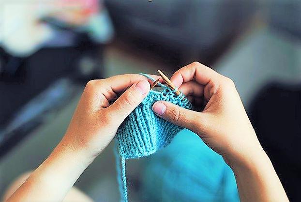 Способы вязания резинки спицами